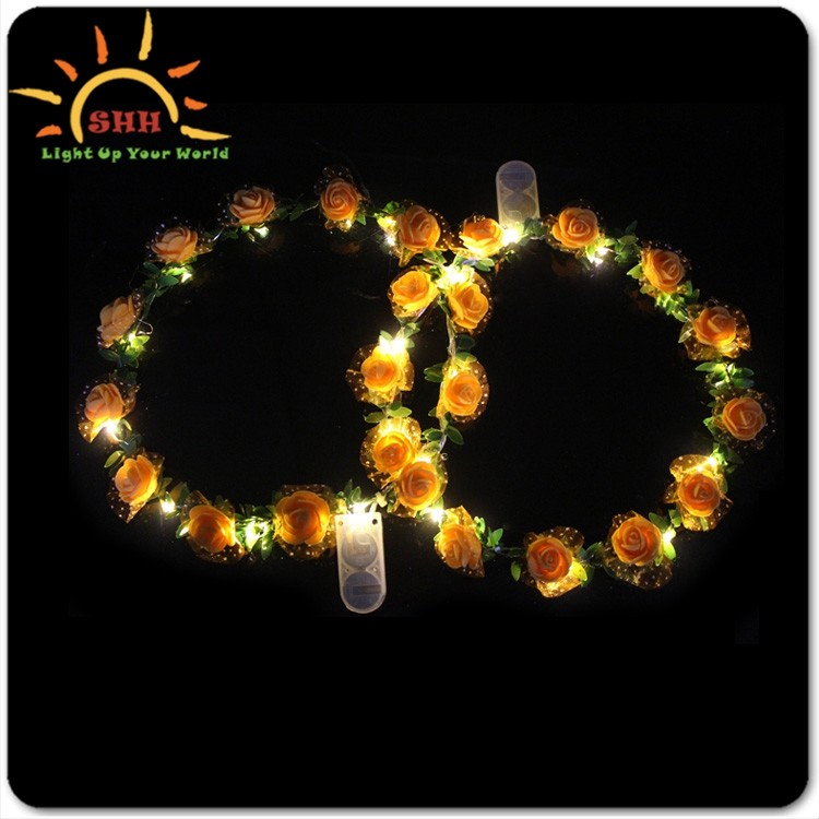2016 Hair Accessaries Led Lights Hair Garland For Wedding New Arrival Items - Buy Led Outdoor ...