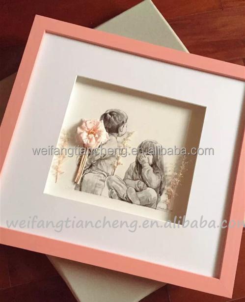 30x30cm Deep Frame / 4x4 Frame / Painting Frame Wood Moulding - Buy 3d  Shadow Box Frame,Glass Shadow Box Frame,Picture Frame Wood Moulding Product  on
