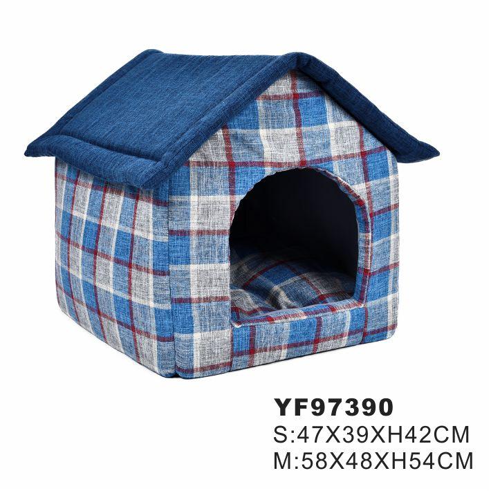 ผลิตขายสัตว์เลี้ยงที่กำหนดเองโฟมบ้านสุนัข