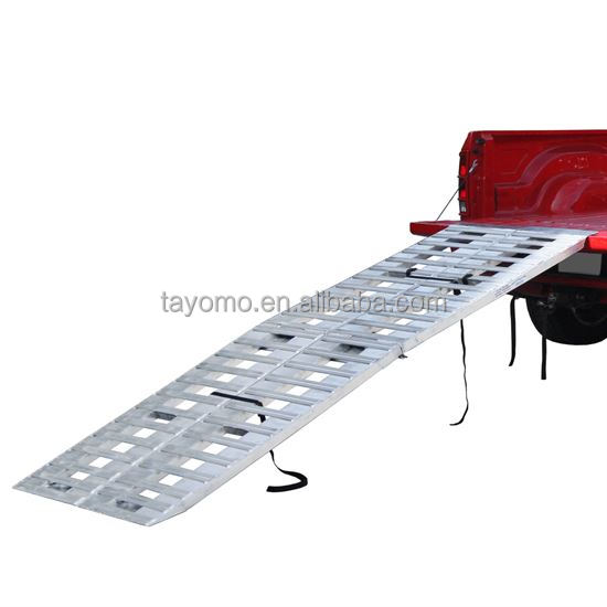 Aluminum Motorcycle Bike Car Loading Ramps