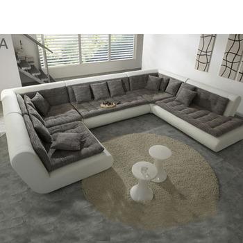 Designs 2017 U Shape Sectional Sofa