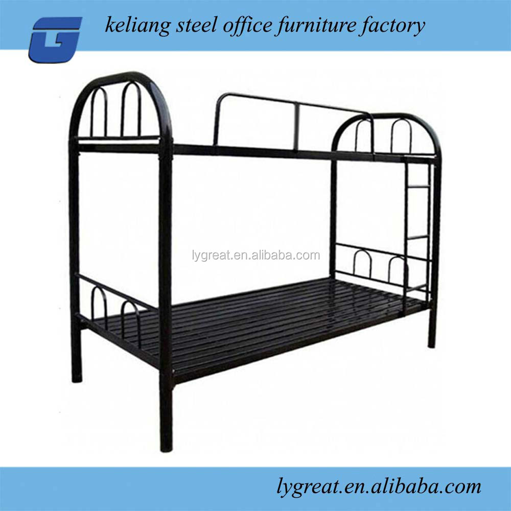 Factory bunk beds hebei factory cheap no inflatable metal for Cheap metal bunk beds