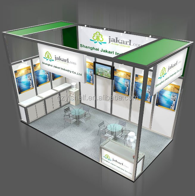 Exhibition Stand Equipment : Exhibition trade show stage display stand board equipment