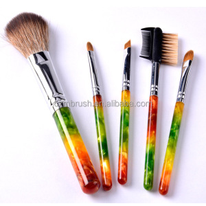 2014 best Su Hada Ya gift box package promotional make up brush set