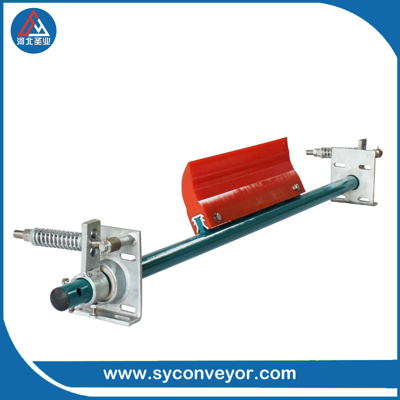 Polyurethane Primary PU Belt Cleaner for conveyor belt