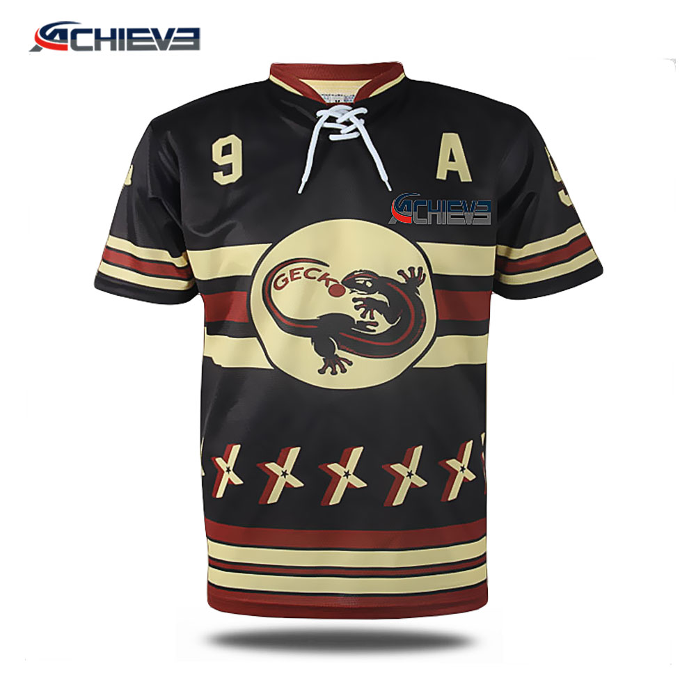 Custom Hockey Jersey hockey Training Suit team Set Hockey Jerseys ... dd7a32b4467