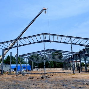 Good Looking Customized steel structure prefab workshop