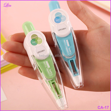 Correction tape Cute Correct Correction Tape Pens Blue Green Kids School Office Supplies