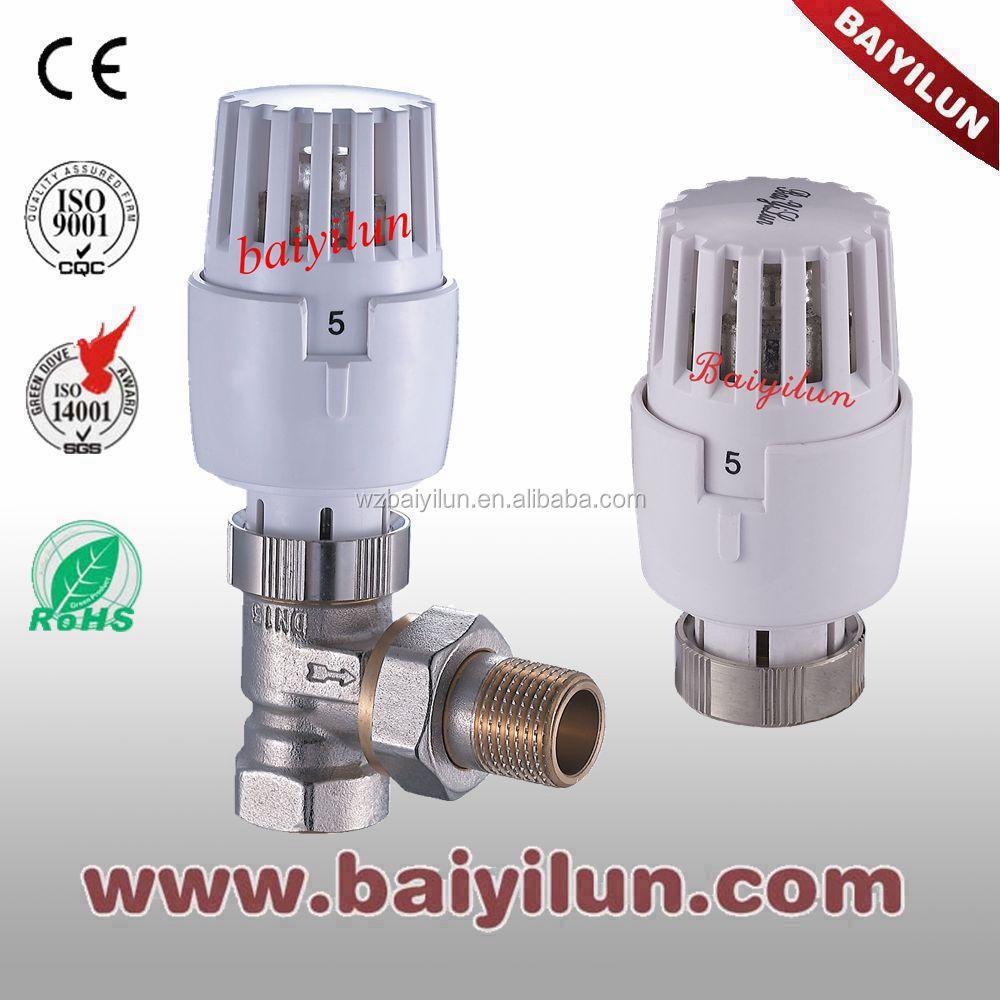 Ce de bronze v lvula termost tica do radiador v lvula de - Valvula termostatica radiador ...