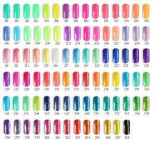 12pcs VOG fashion color LED gel nail polish 15ml 268 colors for choice