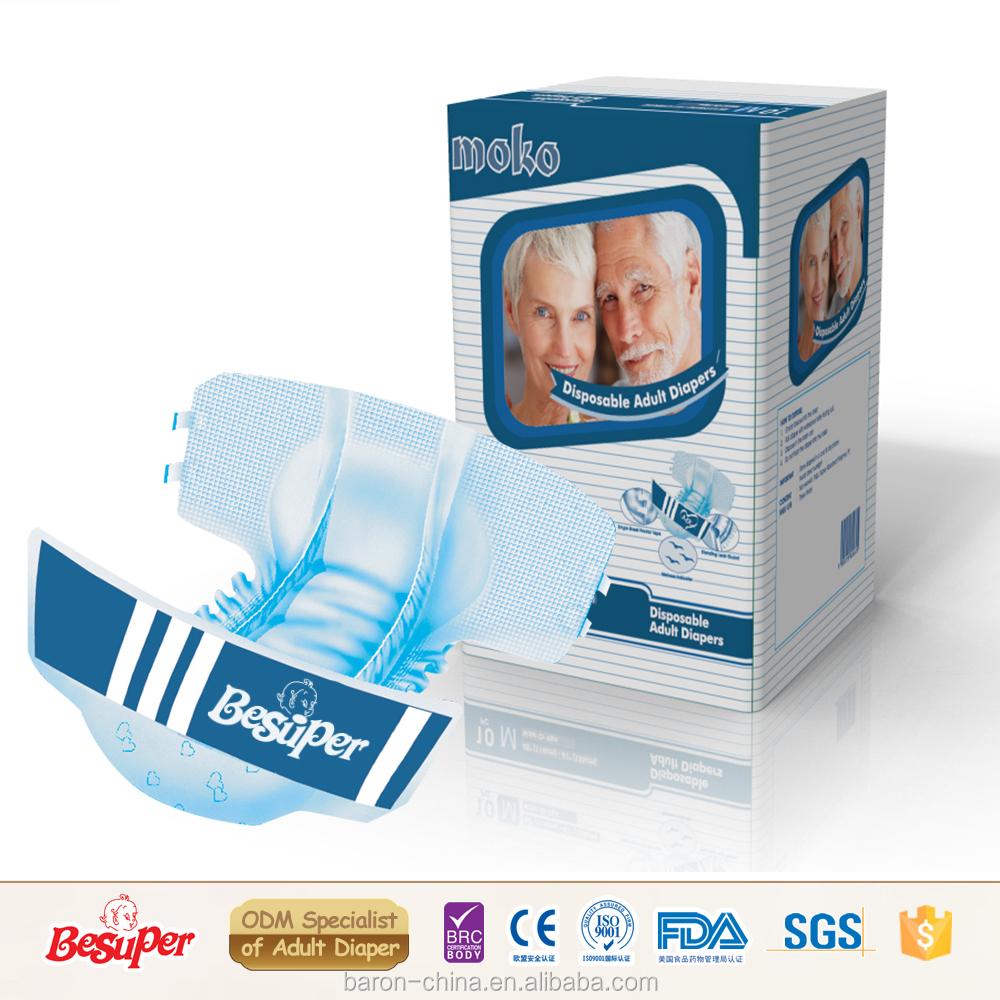 Adult diaper china