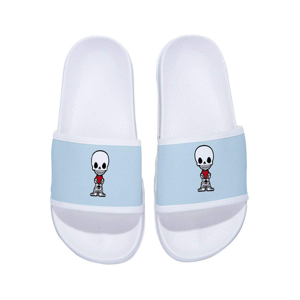 XINBONG Slide Sandals for Boys Girls Non-Slip Bedroom Swimming Spa Indoor Outdoor Slide Sandals