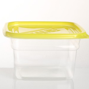 Hot Selling Good Quality Disposable PP Food Carry Packing Small Clear Plastic Containers