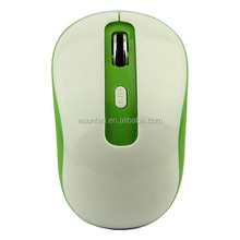 hot laptop computer 2.4G wireless mouse - Esuntec MW-01