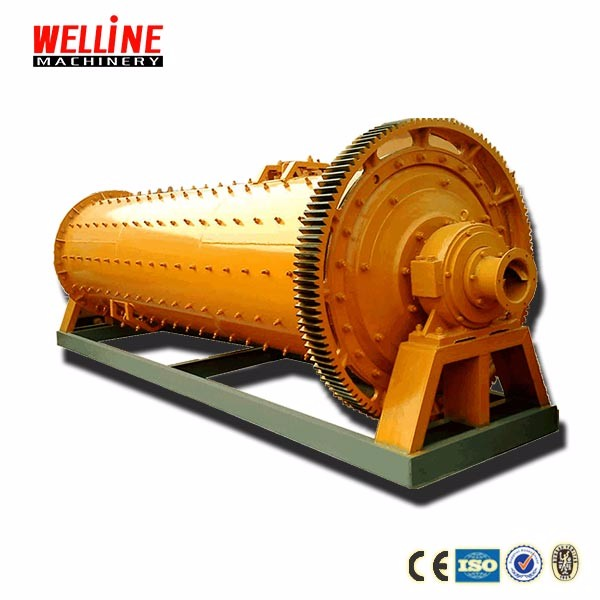 Low cost,high quality WELLINE ceramic wet ball mill machine