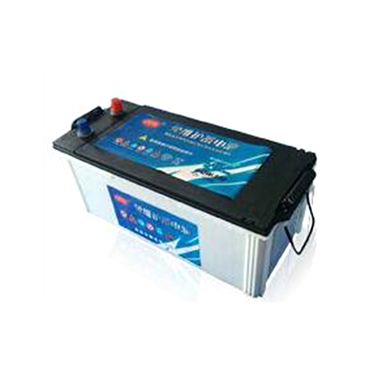 High efficiency great power battery quick start dry charged lead acid car battery for yu tong