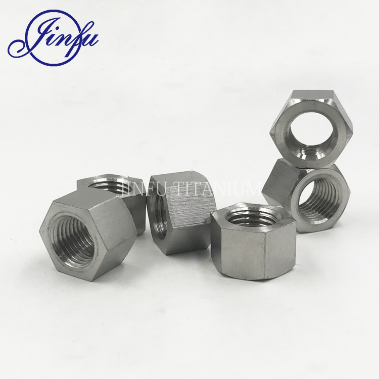 M8 Hex Nut A2 Stainless Steel Fine pitch thread DIN934