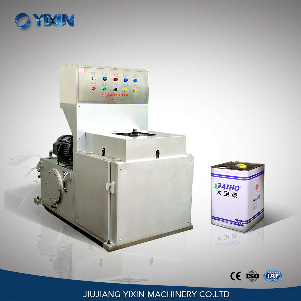 Yi Xin Machinery 20L Square Metal Can Making Machine