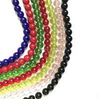 china manufacture yiwu factory handmade crystal beads assortments for decoration