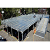 New design Metal Covered Parking Shade Structure for wholesales