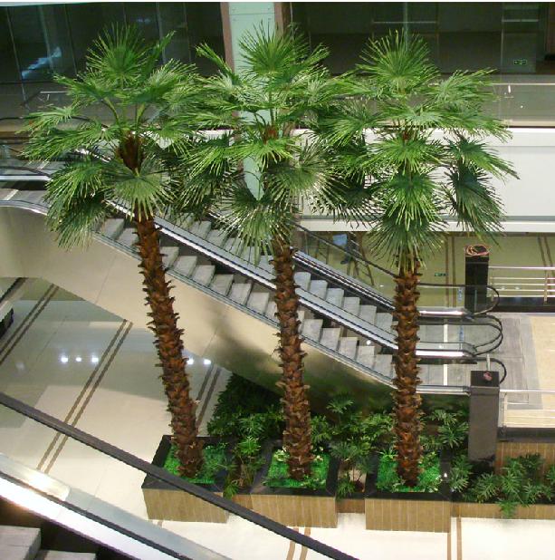 making decorative artificial palm trees plants wholesale artificial trees buy decorative. Black Bedroom Furniture Sets. Home Design Ideas