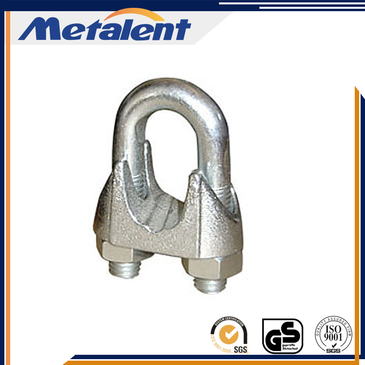 Best Rigging Hardware Galy Malleable Clips Electro Galvanized Wire ...