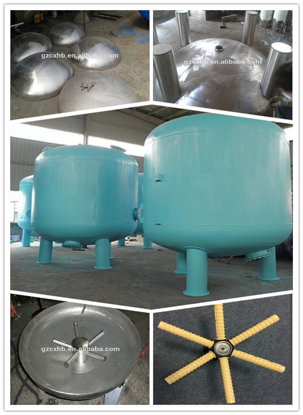 Industrial Activated Carbon Sand Filter Price For Waste