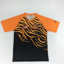 Cheap polyester promotional fast dry sport sublimation t shirt