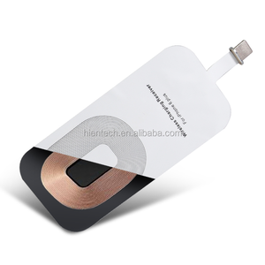 QI wireless charger receiver for Iphone 5 5s 6 7, Android phones