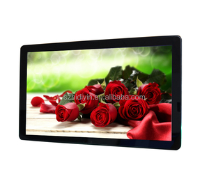 "21.5""LCD/LED smart multi touch screen monitor /all in one tv"