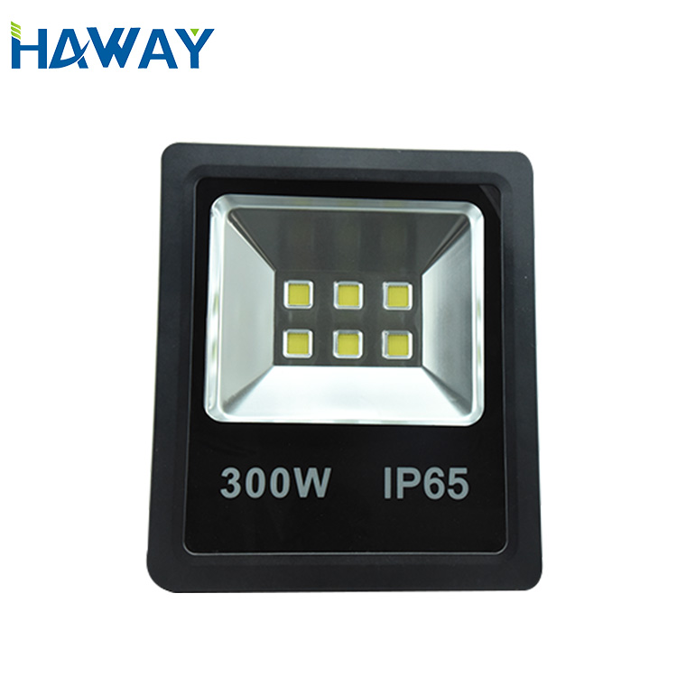 Popular outdoor 30 50 100 150 200 300 400 watt led flood light with option rechargeable or motion sensor
