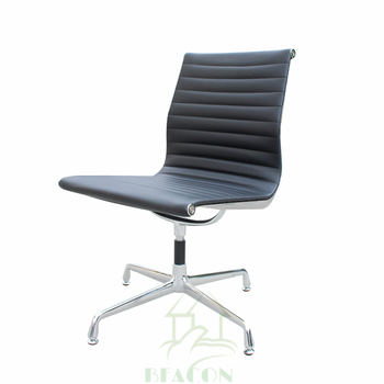 Great Mid Back Office Swivel Chairs No Wheels No Arms