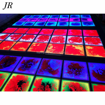 2017 China Factory Light Up Dance Dancing Rgb Led Lighted Floor ...
