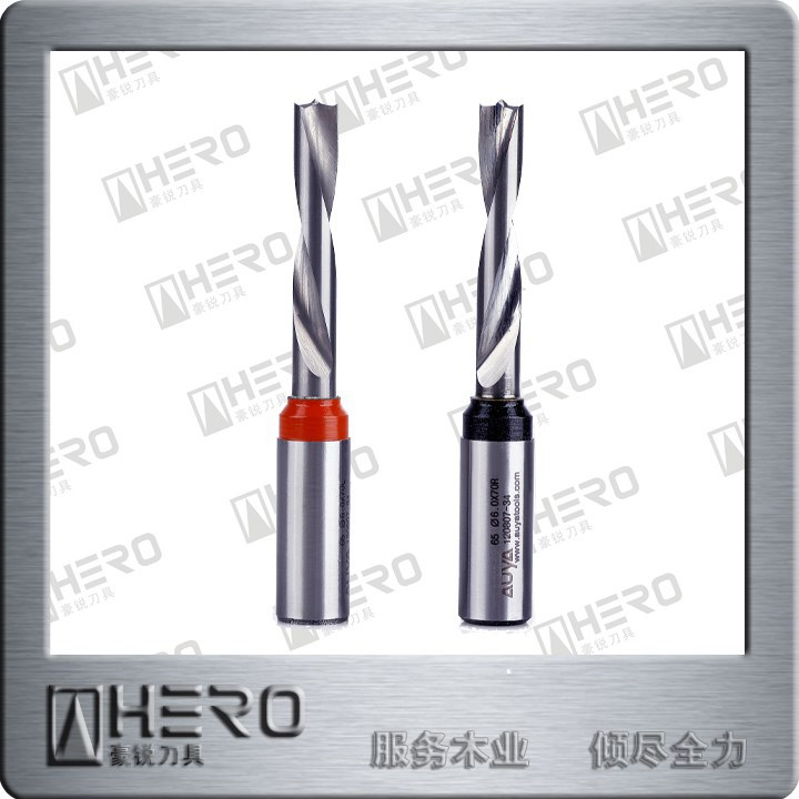 entire carbide blunt drill bit for chip board and laminated coated board