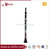 Silver Plated Kb17 Keys Rose Wood clarinet (CL3100S)