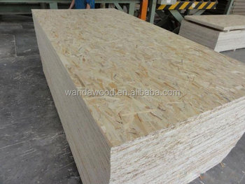 Osb Oriented Strand Board For Exterior Decoration And Construction Buy Osb 1220mm 2440mm Osb