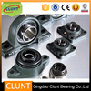 10mm Inner Diameter Metal Pillow Block Bearing For Machinery Equipment