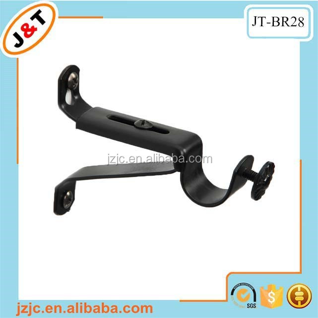Curtain Track Extension Brackets,Curtain Rod Wall Brackets,Metal ...