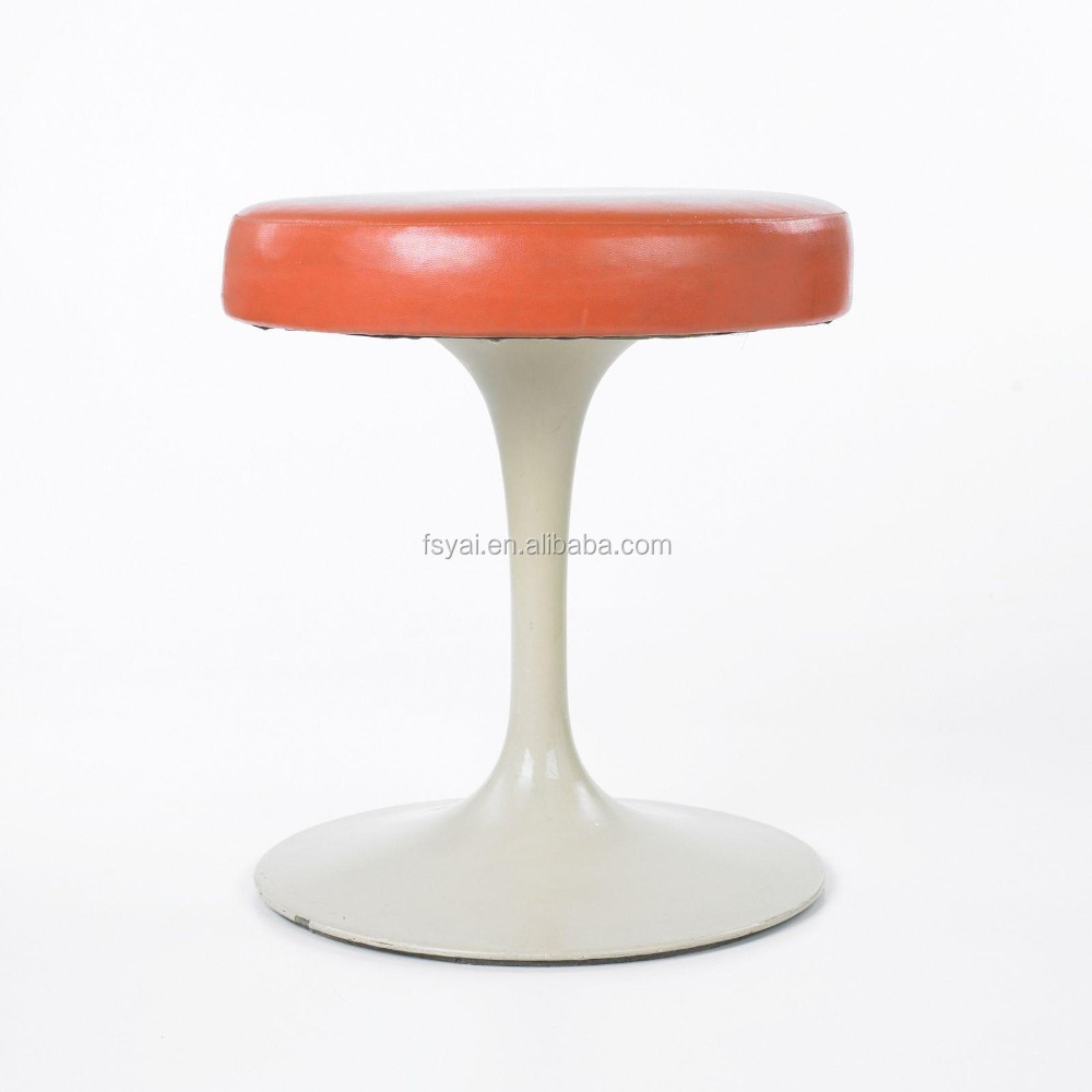 Tulip Chair Replica colorful leisure fiberglass replica eero saarinen modern tulip bar