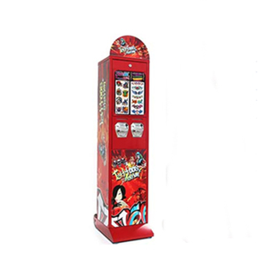 vending machine for sale ticket/card/tattoos vending machine
