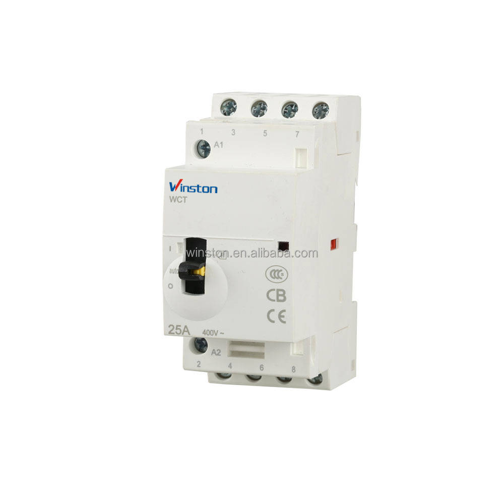 China Contactor 4p Manufacturers And Suppliers Modular Home Wiring Diagram On