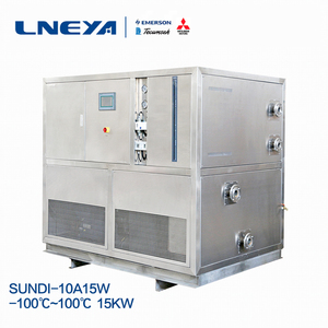 10 tons of modules fluid process temperature control extraction reactor heater chiller for extraction process