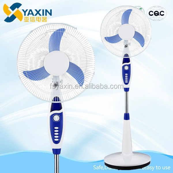"16"" solar dc 12v 24v stand pedestal fan with air cooler"