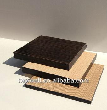 Wood Hpl Formica Veneer Laminated Sheet