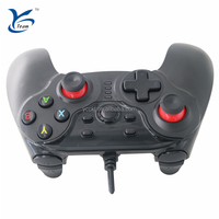 USB wired Game Vibration Controller gamepad joystick for Nintendo Switch games