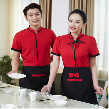 772e3a37990 Custom Made Uniforms For Restaurant Waiters Waitress - Buy Uniforms ...