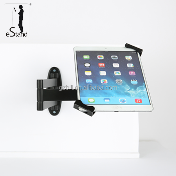 eStand BR23013WQ point of sale <strong>payment</strong> kiosk with locking system pc tablet clamp holder