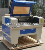 Laser engraving machine for wood/bamboo/PDB board/PVD board/double color plate/die board GM-1280