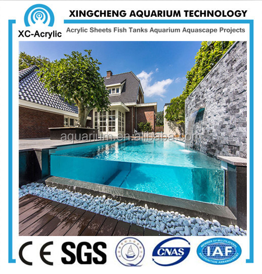Factory Direct Sale Curved Acrylicsheets For Fiberglass Swimming Pool View Acrylic Pool