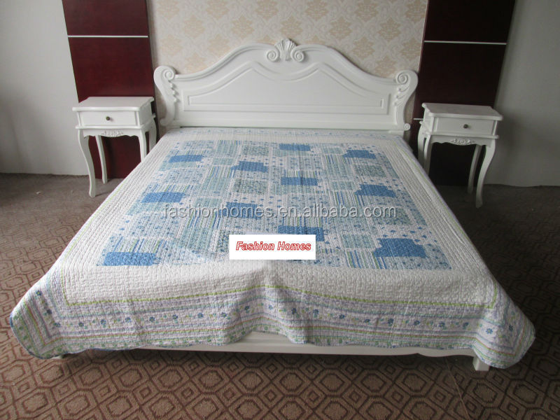 Fashion Homes 100 cotton patchwork quilt bedspread